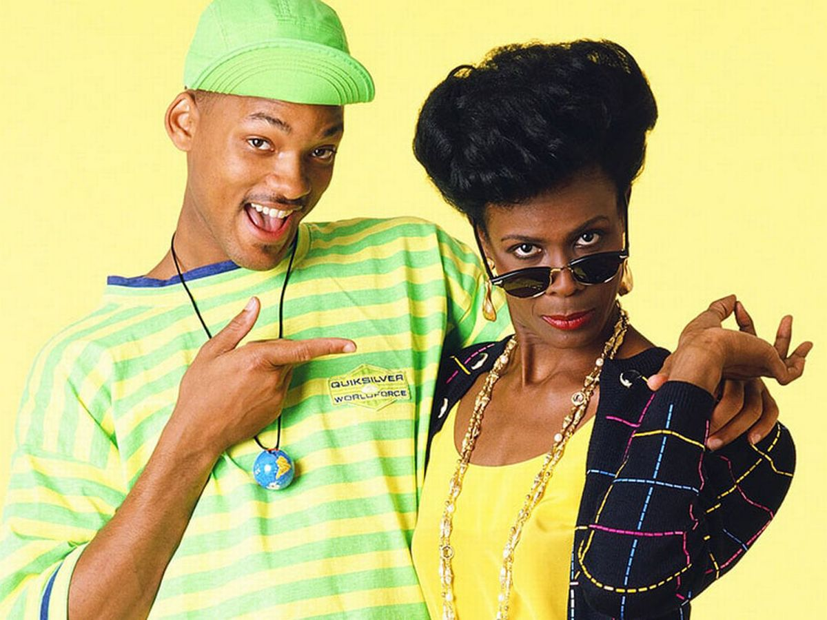 Will Smith launches 'Fresh Prince of Bel-Air' inspired clothing line.