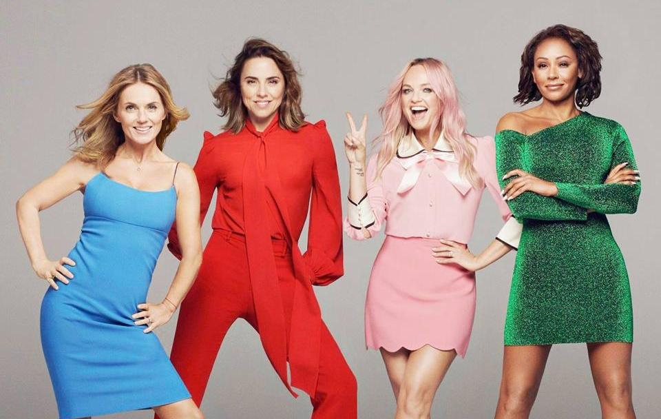 The Spice Girls reunion is for REAL this time!
