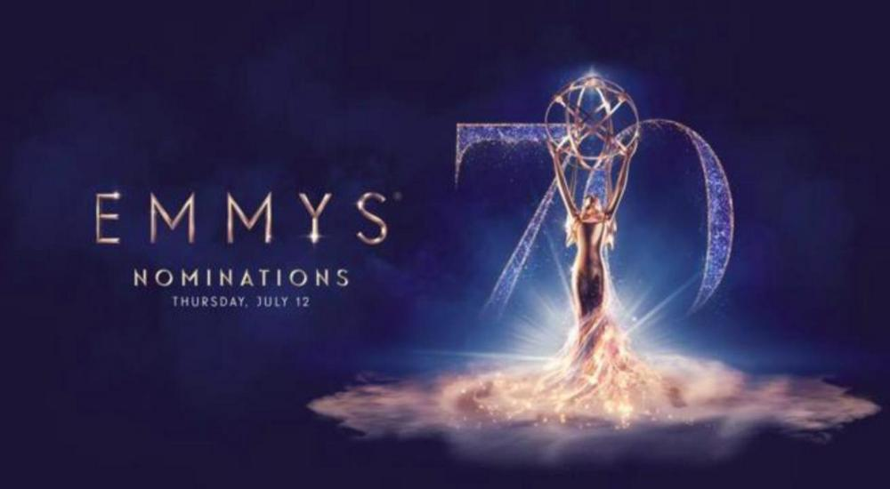 The 2018 Emmy Award nominees are...