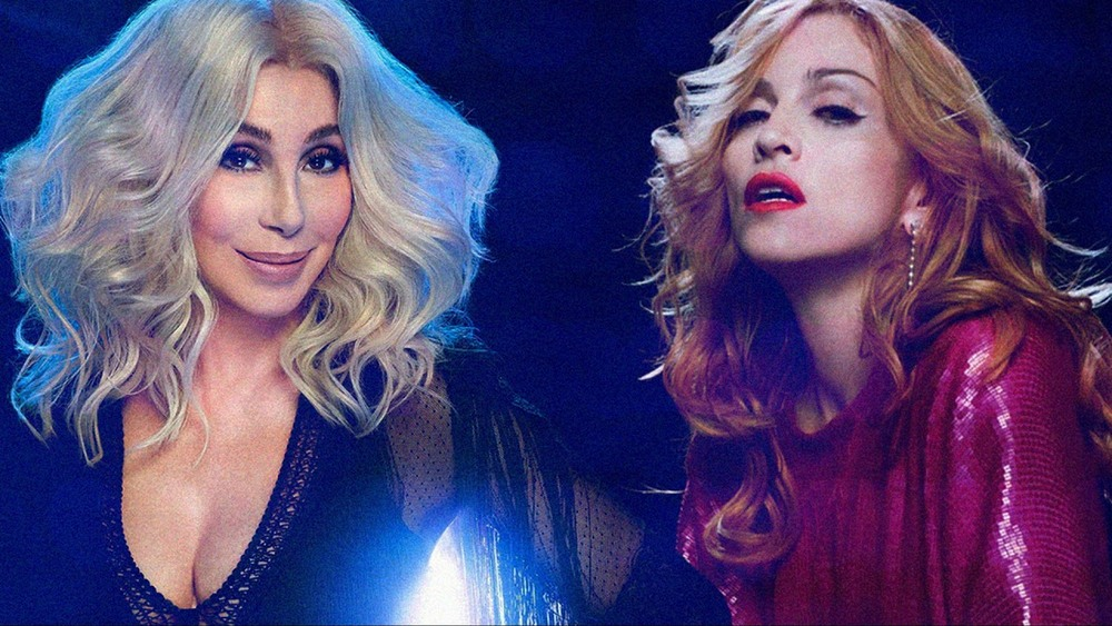 Here's the Cher and Madonna mash-up you've been waiting for!