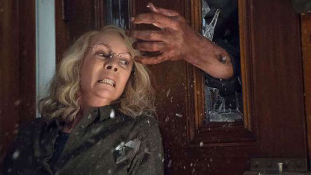 The new teaser for 'Halloween' has arrived. Does an X-Men and resets the franchise!