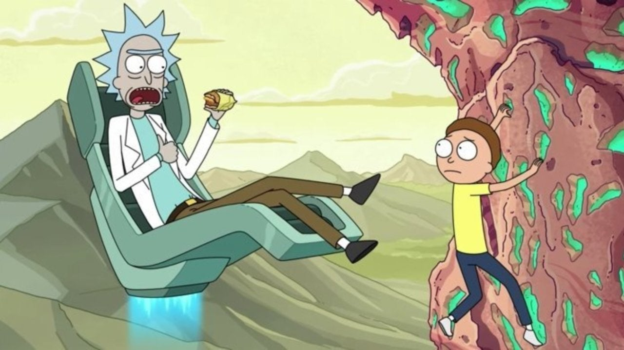 'Rick and Morty' return in a brand new trailer for Season Four!