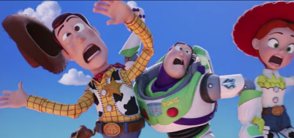Here's the just-released 'Toy Story 4' teaser trailer!