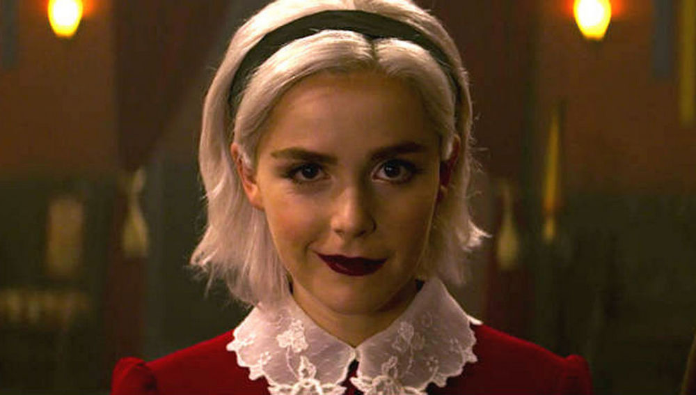 Christmas gets crazy in the 'Chilling Adventures of Sabrina: A Midwinter's Tale' trailer